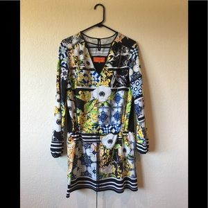Dresses & Skirts - Clover canyon size small multi colored print dress